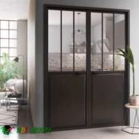 bloc-porte-atelier-laquee-noir-artens-h-204-x-l-146-cm-poussant-droit