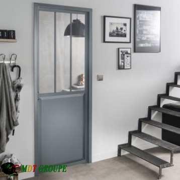 bloc-porte-gris-atelier-verre-clair-artens-h-204-x-l-73-cm-poussant-gauche