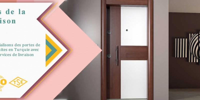 Porte de maison, porte d'entrée, porte de sortis, porte en bois, Porte pour les appartements